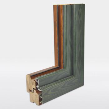 Morenica Legno-alluminio - vista esterna